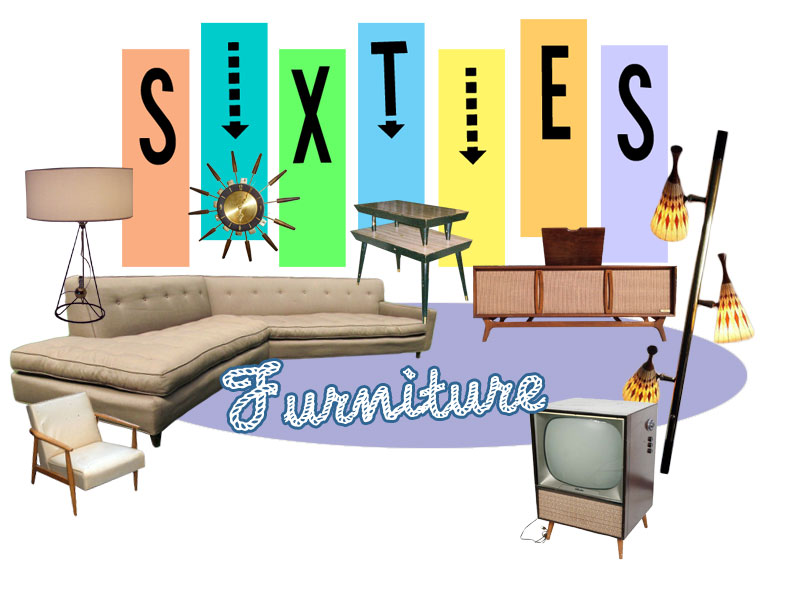 60's furniture