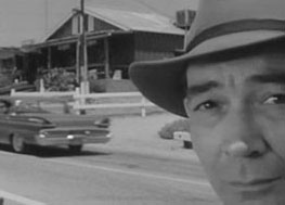 the twilight zone the hitch-hiker